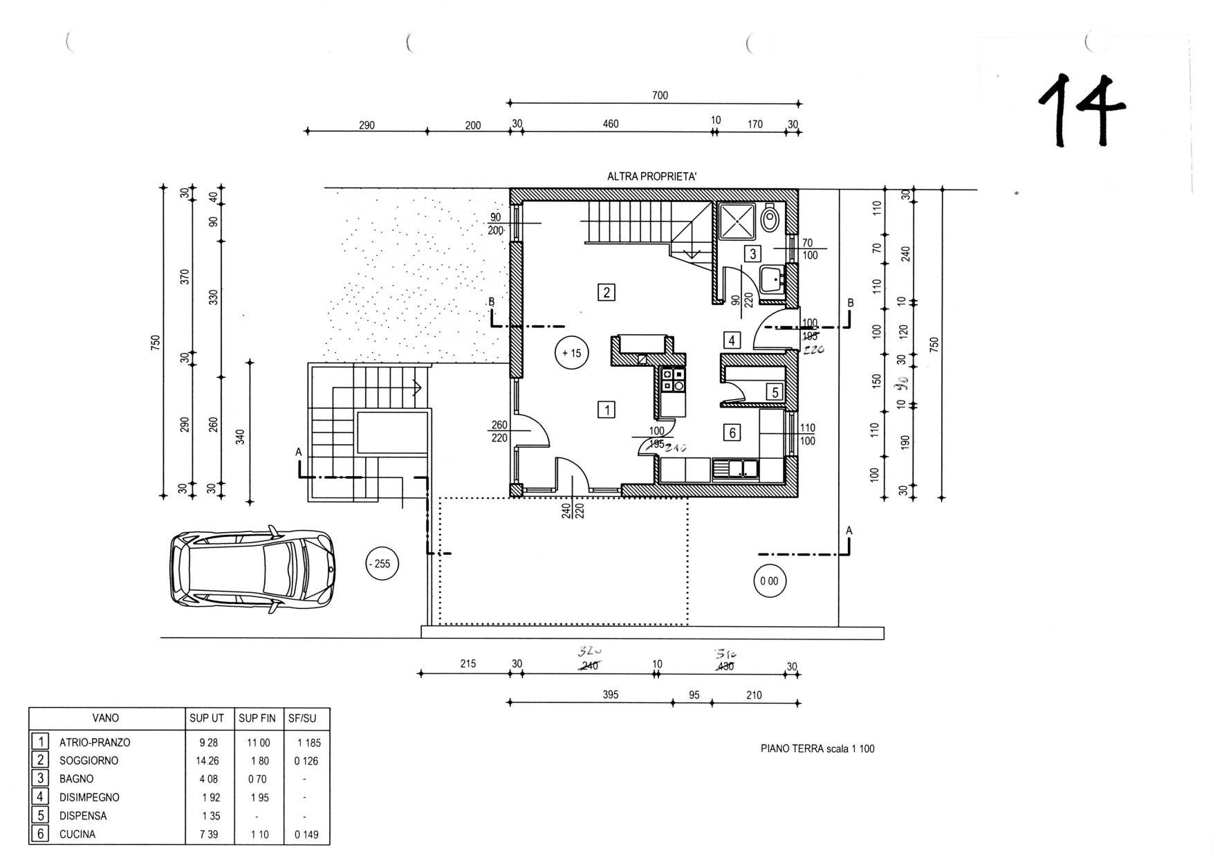 Disegno Appartamento